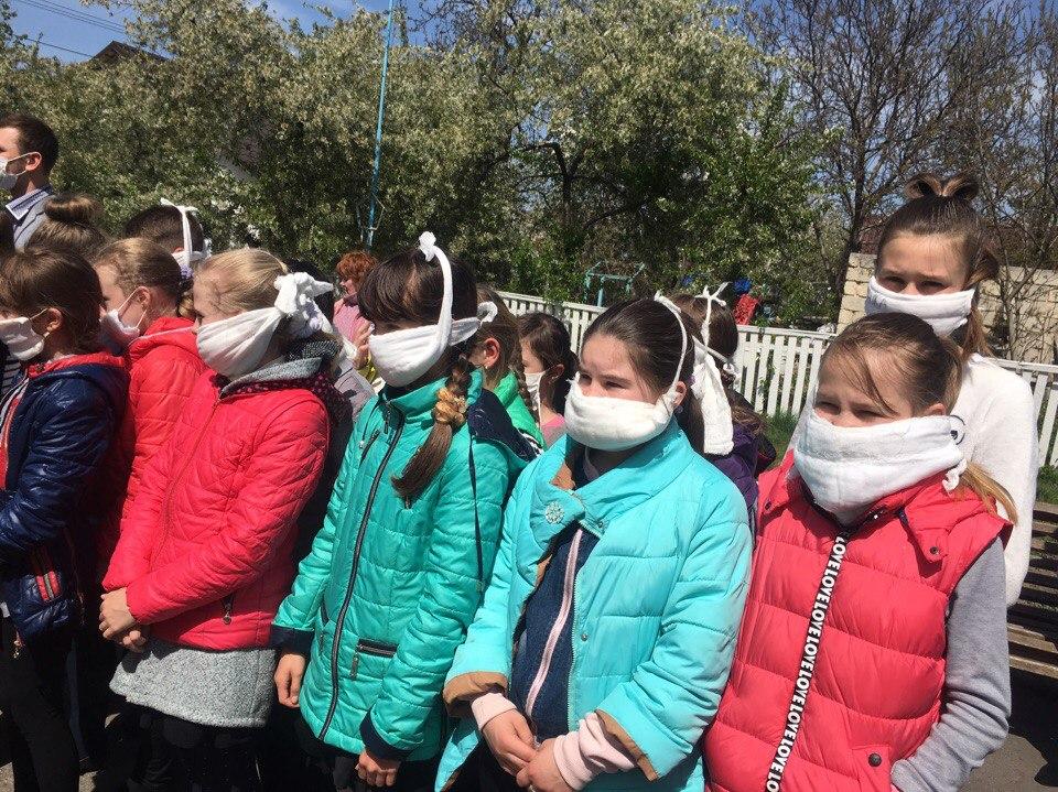 День цивільного захисту в школах району